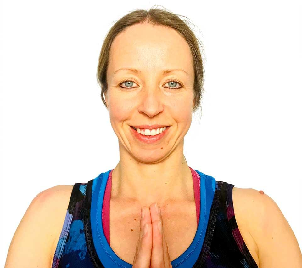 Vicky Salter Yoga Teacher in Cheshunt